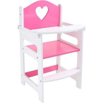 Puppenhochstuhl, pink
