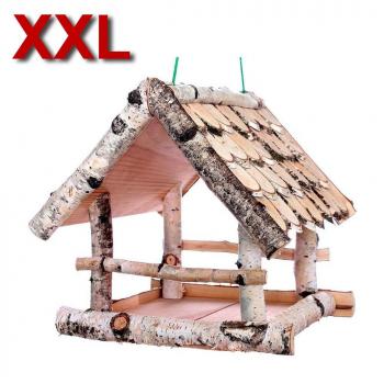 """XXL Vogelhäuschen """"Birke IV"""""""