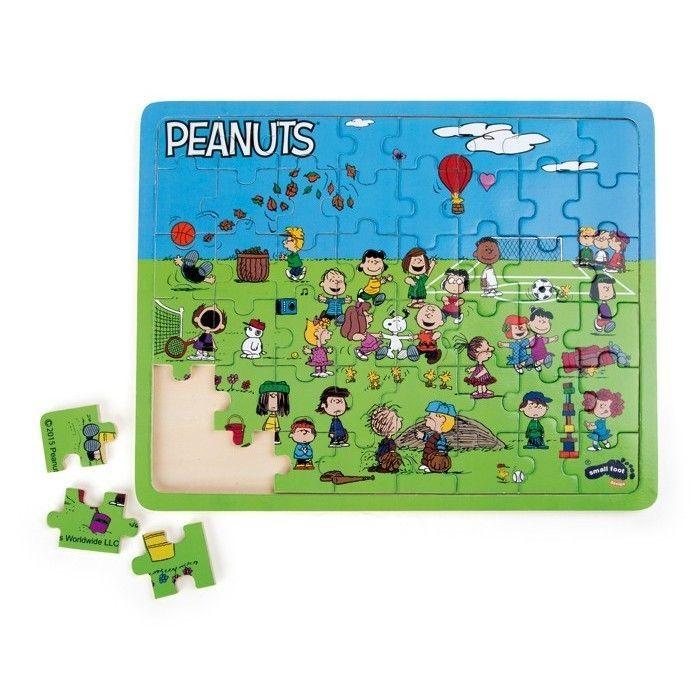 peanuts puzzle spielplatz holzpuzzle puzzle aus holz. Black Bedroom Furniture Sets. Home Design Ideas
