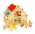 Holz-Wohnhaus
