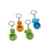 """Schlüsselanhänger """"Zoo mit Kompass"""" -verschiedene Varianten-"""
