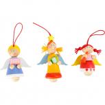 Engel zum Aufhängen -verschiedene Varianten-