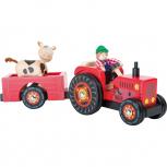 """Traktor mit Anhänger """"Bauernhof"""""""