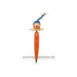 """Kugelschreiber """"Clowns"""" -orange-"""