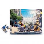 Shaun das Schaf Puzzle Abbey Road