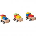 Lokomotive zum Aufziehen -verschiedene Varianten-