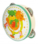 """Tamburin """"Bär"""""""