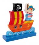 Steck-Piratenschiff