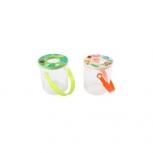 Insektenglas -verschiedene Farben-