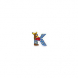 Buchstabe Tiere -K-