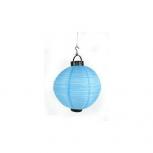 Laterne Solar -blau-