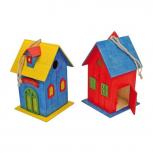 Vogelhaus -verschiedene Varianten-