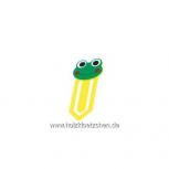 Lesezeichen Tiere -Frosch-