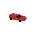 Radiergummi Auto -rot-