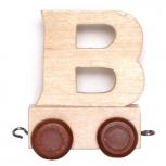 Buchstabenzug: B