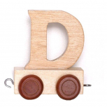 Buchstabenzug: D