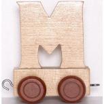 Buchstabenzug: M