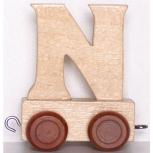 Buchstabenzug: N