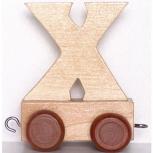 Buchstabenzug: X