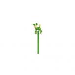 """Bleistifte """"Afrika"""" -Esel, grün-"""