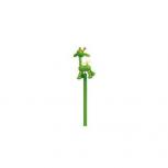 """Bleistifte """"Afrika"""" -Giraffe, grün-"""