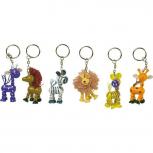 """Schlüsselanhänger """"Safari"""" -verschiedene Varianten-"""