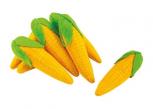 Filz-Maiskolben, 7 Stück