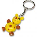 """Schlüsselanhänger """"Tierkinder"""" -Katze-"""