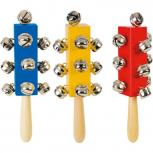Glockenrassel -verschiedene Farben-