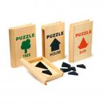 Puzzle-Bücher -3er Set-