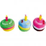 Geburtstagstörtchen -verschiedene Varianten-