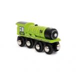 Lokomotive -grün-