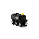 Lokomotive -schwarz-