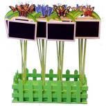 Blumenstecker Schmetterling -verschiedene Varianten-